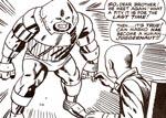 The Juggernaut konfronterer Xavier! Fra nr. 12.