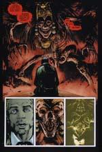 John Constantine møder den aztekiske dødsgud Mictlantecuhtli