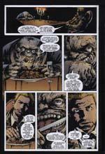 Dæmonerne opfører sig som mobsters - her er Constantine til middag med én af dem