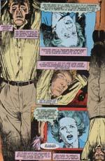 Nej, John Constantine kan virkelig ikke lide Maggie - Constantine old school i Ridgways streg