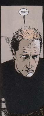 Og endelig er deres fælles ven, horrorforfatteren Clive Barker, med som selveste John Constantine