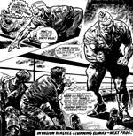 Bill Savage i vanskeligheder - for en gangs skyld!