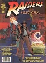 Den amerikanske forside af albummet, der kom som en Marvel 'Super Special' i 1981
