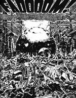 Også i dette bind bliver Mega-City One blæst igennem af en kæmpeeksplosion (denne gang af pyrokinetisk art)