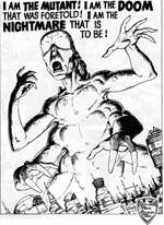 The Mutant (i Steve Dillons streg)