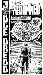 The Mutant og Dredd (igen), denne gang i Ron Smiths mere naturalistiske streg