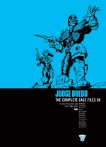 Judge Dredd: Complete Case Files Volume 8