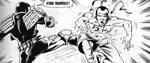 Dredd slår hårdt tilbage på Stan Lee - i Barry Kitsons streg