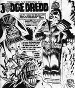 Kevin O'Niells vilde og kaotiske udgave af Dredd