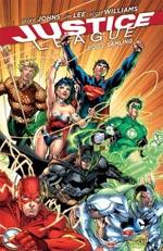 Justice League - Bog 1: Samling