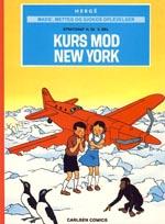 Mads', Mettes og Sjokos Oplevelser: Stratonef H. 22 del 2: Kurs mod New York