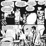 Mega-City One i Jocks streg (det er Lenny Zero med solbrillerne)