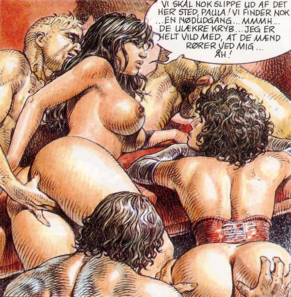 porno rus alvefolket tegneserie