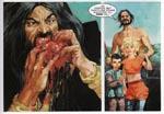 Den vanvittige pirathøvding, hvis børn Dante bliver nødt til at redde fra deres far