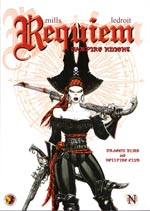 Requiem Vampire Knight Tome 3: Dragon Blitz & Hellfire Club