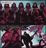 En mere ubehagelig udgave af de engelske bobbys fra 'Monsters of Rock'-historien.