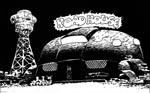 Det uskyldigt udseende Roadhouse