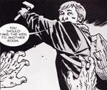 Rick i zombie-action
