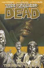 The Walking Dead Volume 4: The Heart's Desire