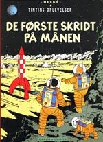 Tintins Oplevelser: De Første Skridt på Månen