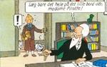 Et panel fra Carlsens gamle udgave af 'Ottokars Scepter' (med titlen 'Kong Ottokars Scepter')