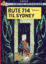 Tintins Oplevelser: Rute 714 til Sydney
