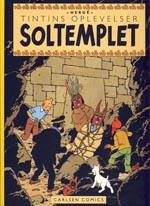 Tintins Oplevelser: Soltemplet