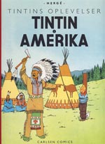 Tintins Oplevelser: Tintin i Amerika