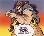 Thor udfordres