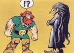 Thor og den gamle dame