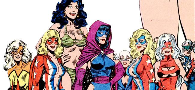 Kvindehelte og Golden Age-nostalgi: Spot på AC Comics