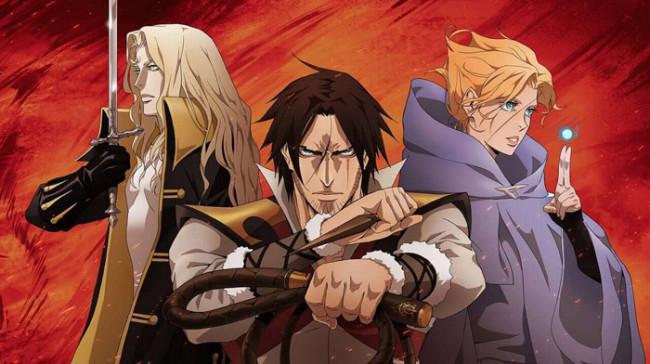 Castlevania – Season 2