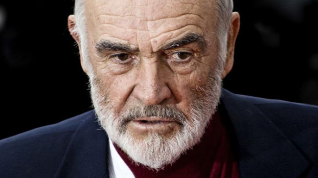 Mindeord over Sean Connery