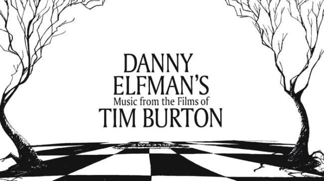 Koncert: Musik fra Burtonland – Danny Elfmans musik fra Tim Burtons film
