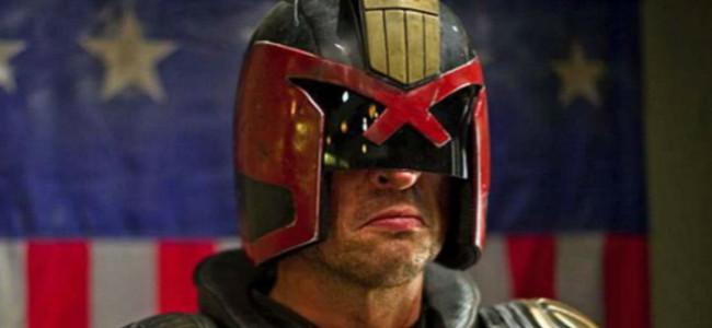 Karl Urban i forhandlinger om Dredd-TV-serie