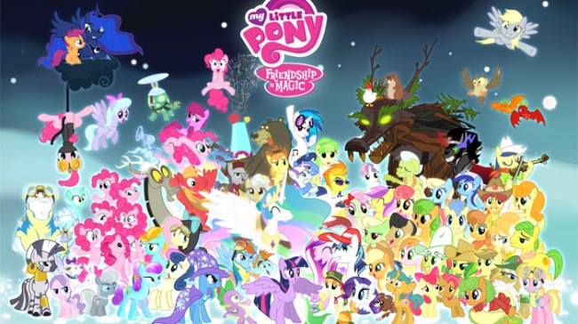 My Little Pony Friendship is Magic – Season 3