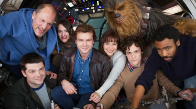 Filmmusikfredag: Hvem skal mon egentlig komponere musikken til Han Solo-filmen?