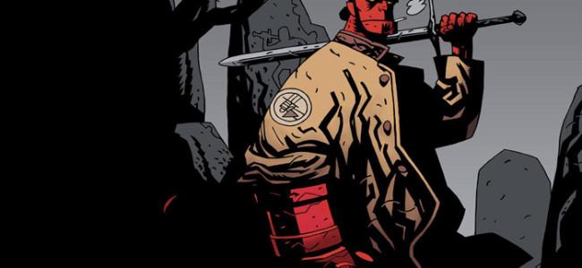 En introduktion til Hellboy