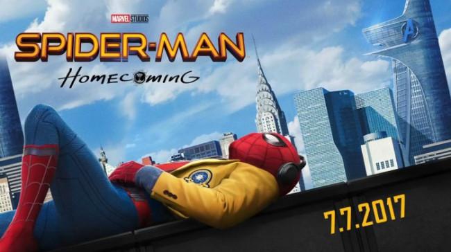 'Spider-Man: Homecoming'-musikken nu på Spotify