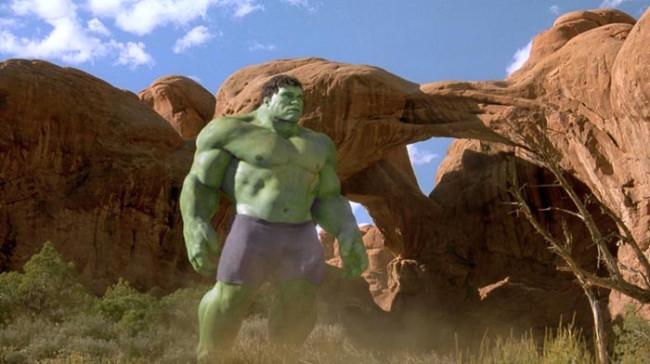 Hulk – The Illustrated Screenplay