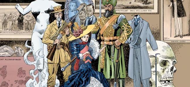 The League of Extraordinary Gentlemen: Volume I