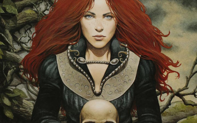 Den forsvundne hedes sang: Anden cyklus – Nådens riddere bind 1: Moriganerne