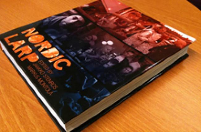 Nordic Larp-bogen vinder 2012 Diana Jones Award for Excellence in Gaming