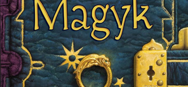 Septimus Heap Bog Et: Magik