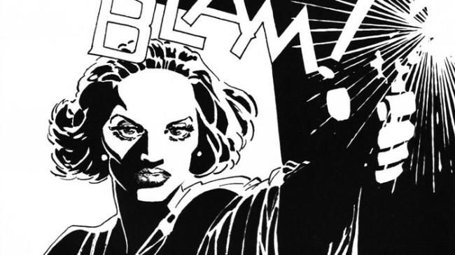 Sin City: En Dødbringende Dame