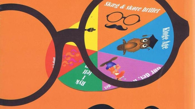 Skæg & Skøre Briller