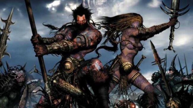 Sláine: Books of Invasions Volume 1