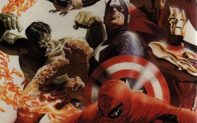 The Art of Marvel Vol. 1