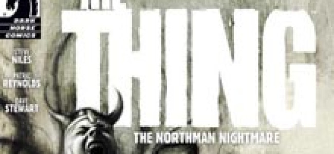 The Thing: The Northman Nightmare