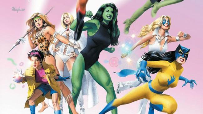 Women of Marvel vol. 1